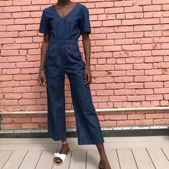 ASOS Pants - Denim jumpsuit